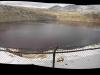 05b Berkeley Pit Composite Fisheye View.  Courtesy Wikimedia and William Rosmus