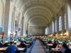 14 Boston Public Library.  Bates Hall