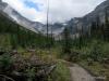 Stanley Glacier trail, Kootenay National Park
