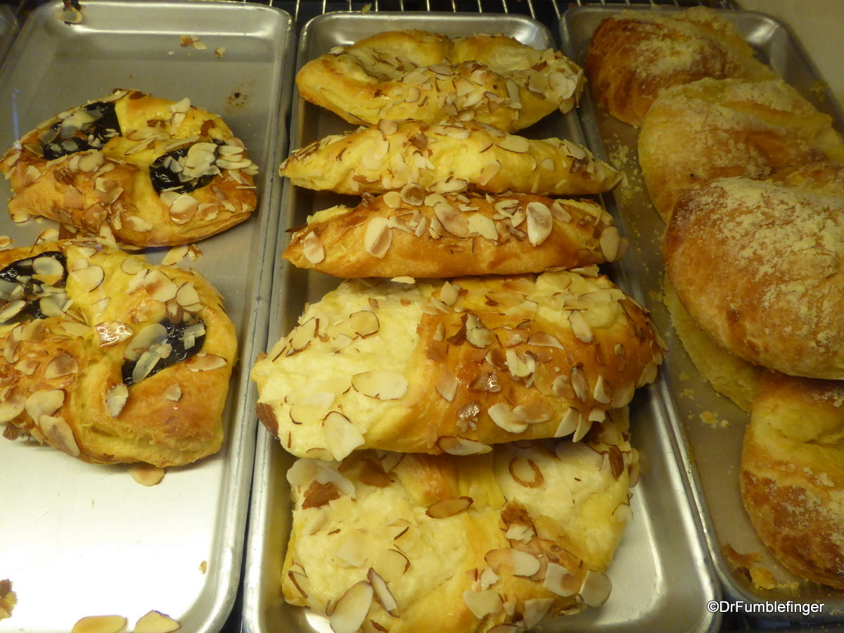 Baked goods, Canter's Deli, Los Angeles