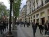 01 Paris 05-2013.  Strolling down the Champs (2)