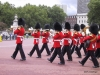 Band at the Changing of the Guard, Buckingham Palace