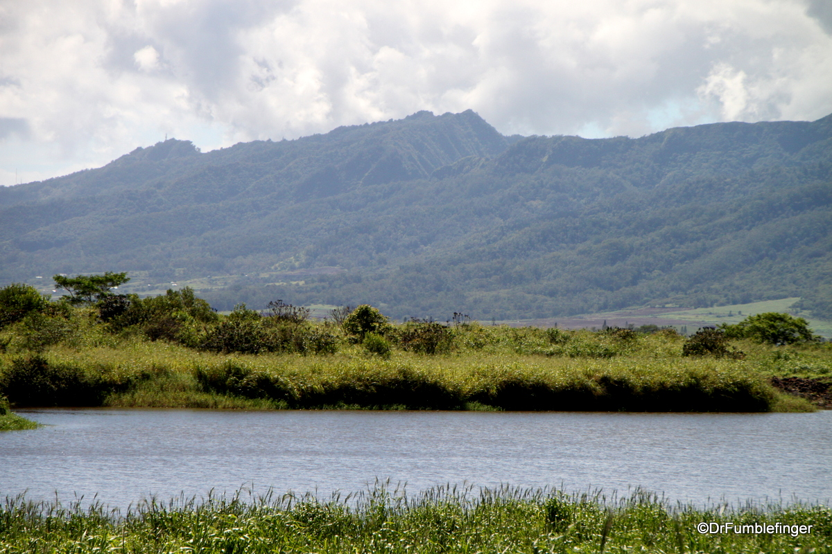 Dole Plantation , Oahu. Reservoir