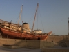 Dhow at the Dubai Museum
