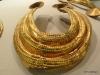 National Museum of Ireland: Archaeology -- gold jewelery