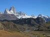 El Chalten and the Patagonian Andes, Argentina