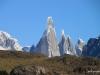 The unique spire of Cerro Torre, El Chalten