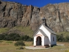Small church, El Chalten, Argentina