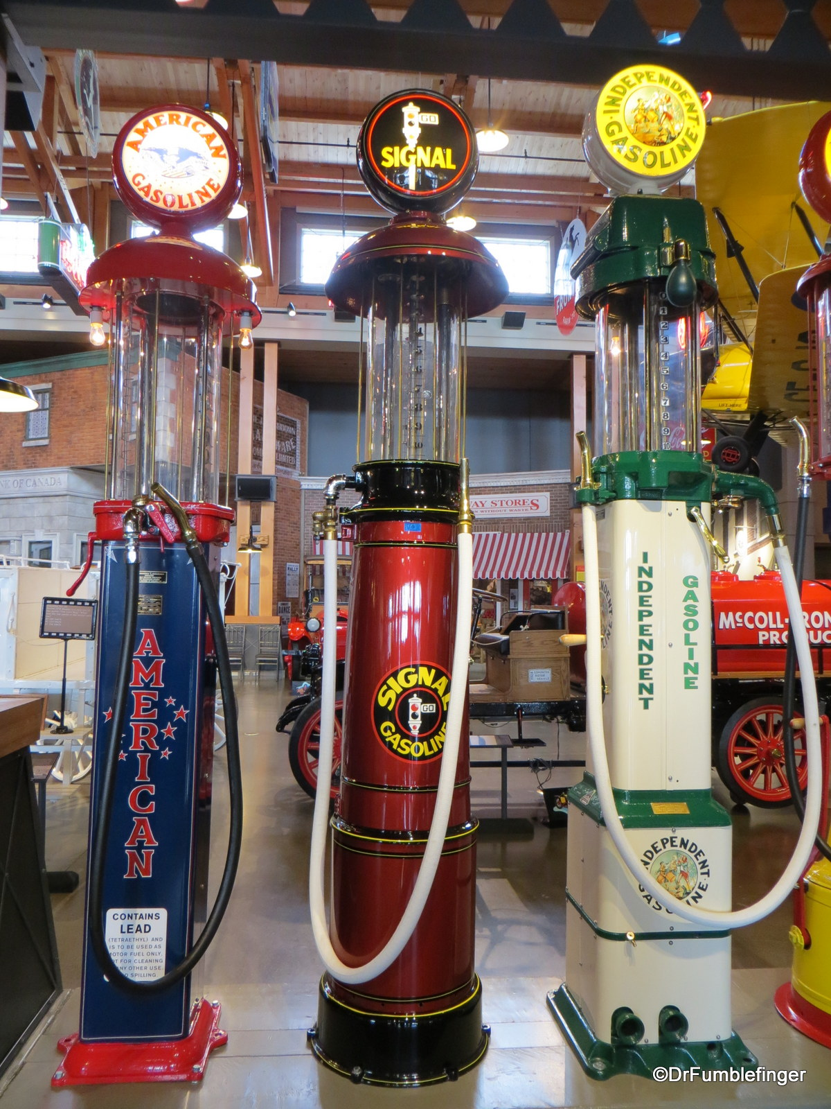 Gasoline Alley Calgary The World S Largest Collection Of