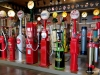 Gasoline Alley pumps