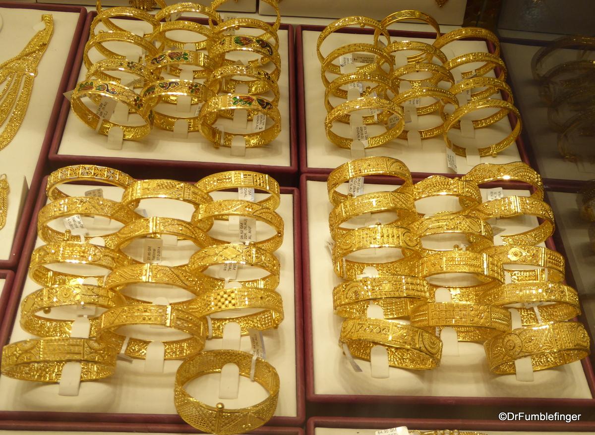 A Visit To Dubai S Famous Gold Souk Drfumblefinger S