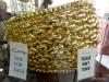 World's largest ring, Gold Souk, Dubai