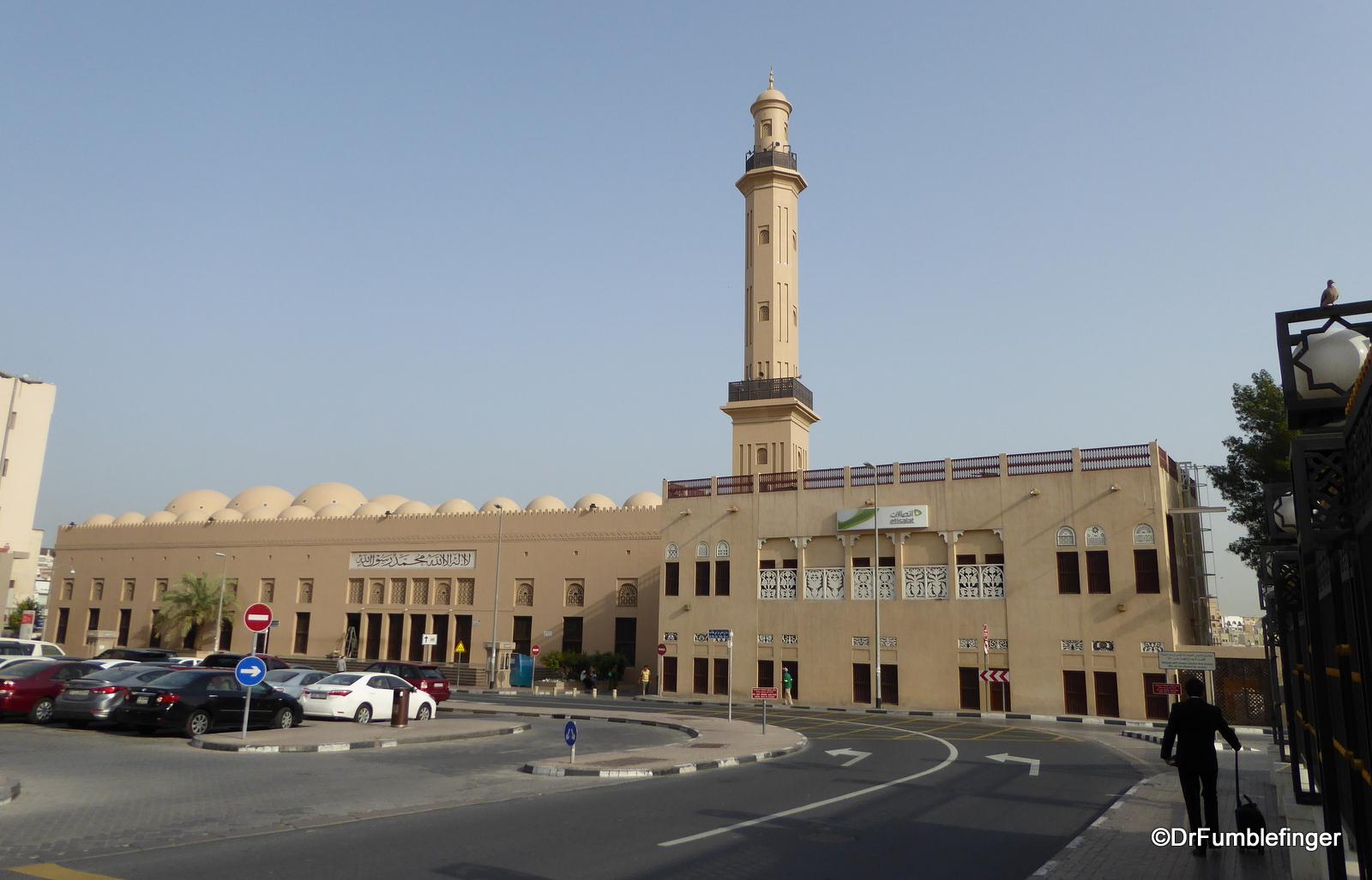 Grand Mosque, Dubai