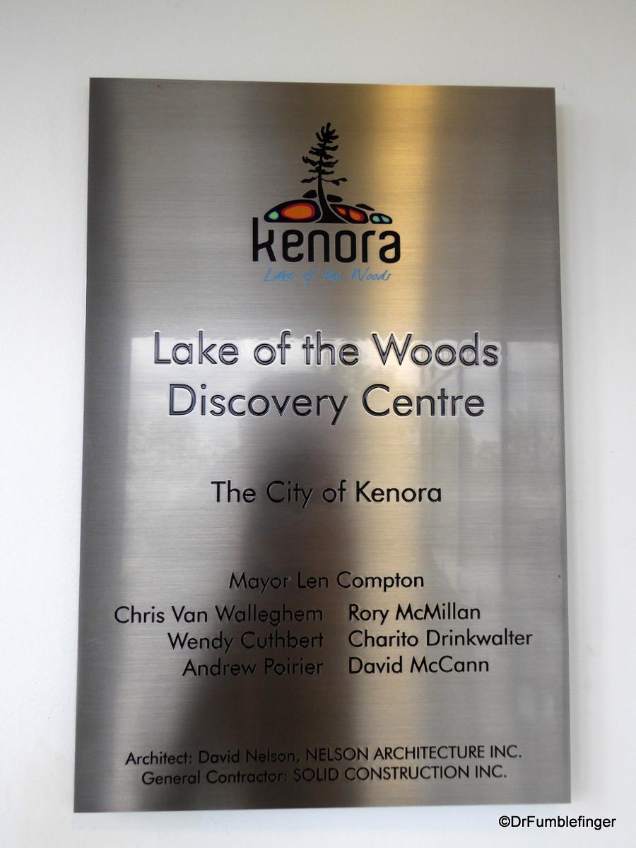 Kenora Discovery Center