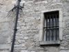 Kilmainham Gaol, Dublin. Note the large spikes.