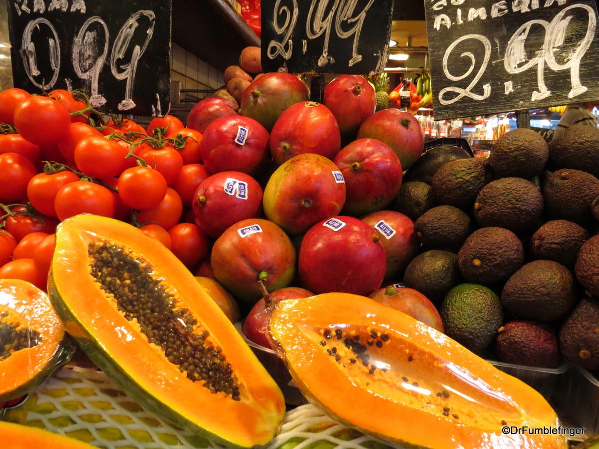 La Boqueria Market, Barcelona1