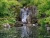 Waterfall, Nikka Yuko Japanese Garden, Lethbridgeerfall