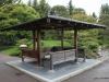 Gazebo, Nikka Yuko Japanese Garden, Lethbridge