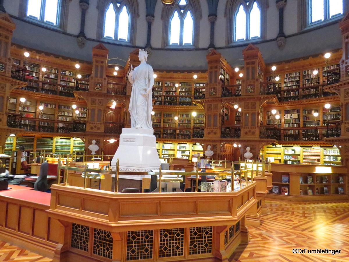 Parliamentary Library, Ottawa.