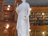 Queen Victoria statue, Parliamentary Library, Ottawa.