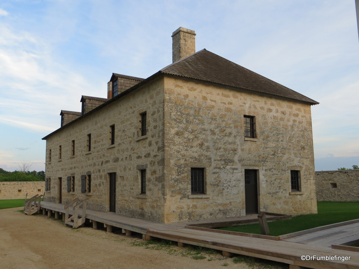 Lower Fort Garry National Historic Site, Manitoba
