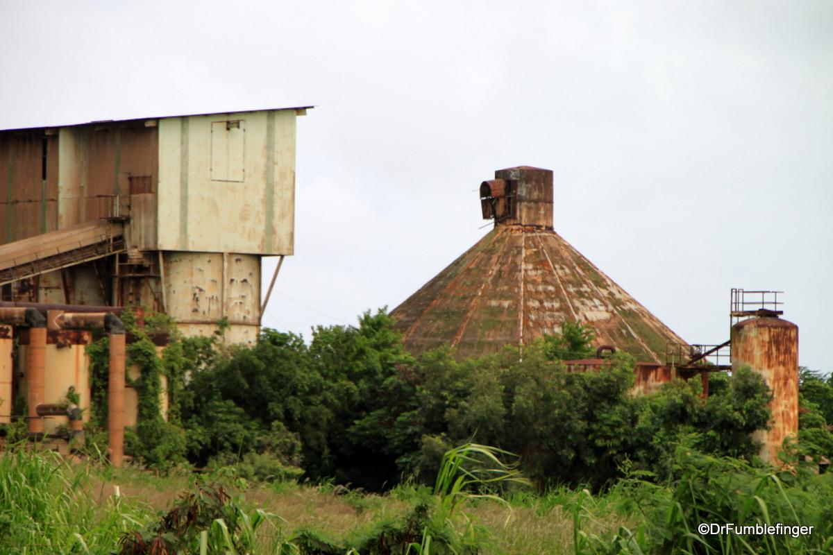 Old Sugar Mill, Koloa, Kauai