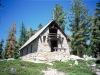 Ski Hut, Ostrander Lake, Yosemite NP