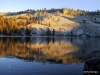 Dusk, Ostrander Lake, Yosemite NP
