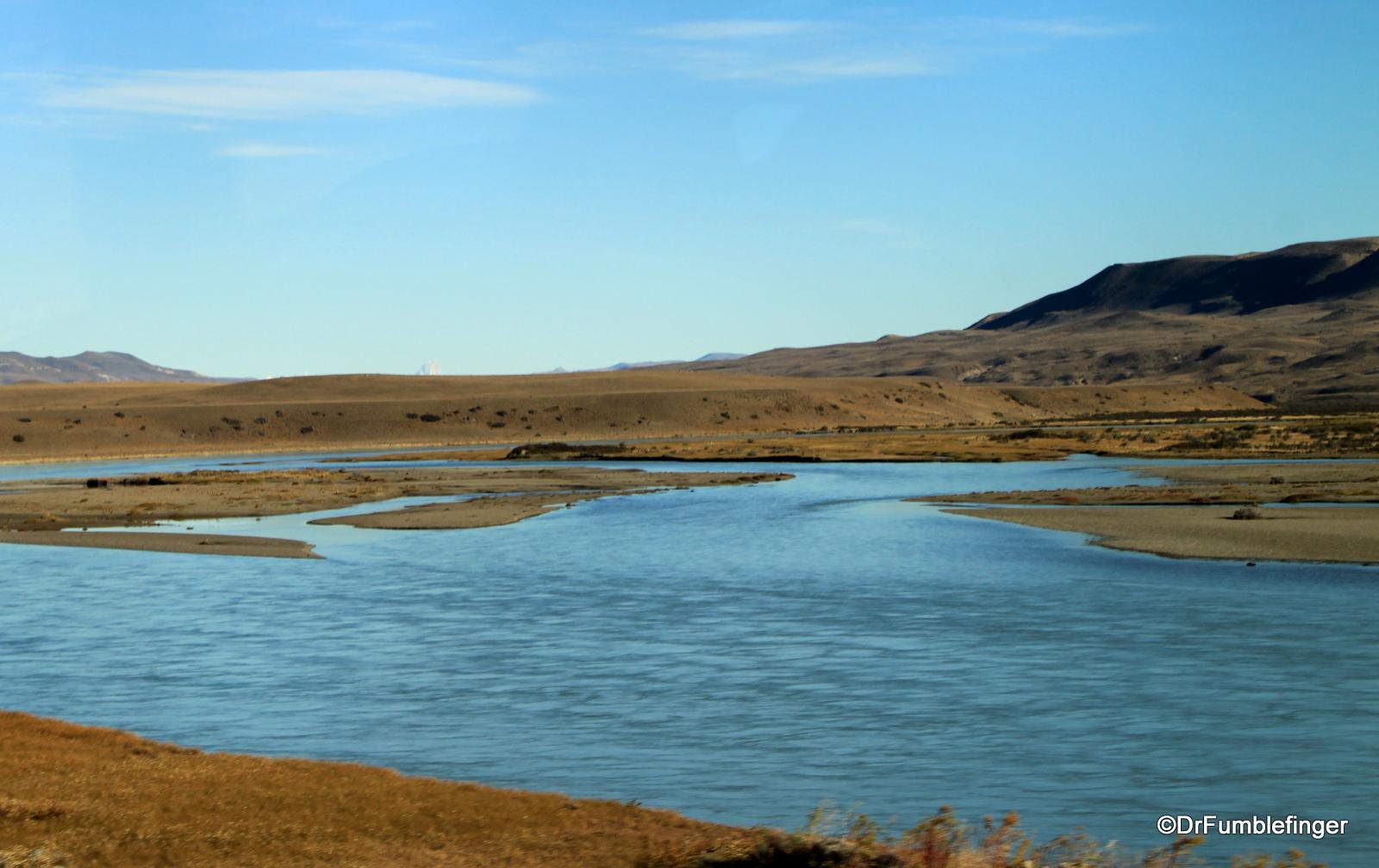 La Leona River, Argentina