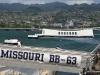 USS Missouri & the USS Arizona Memorial