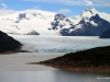 First view of Perito Moreno Glacier, Argentina