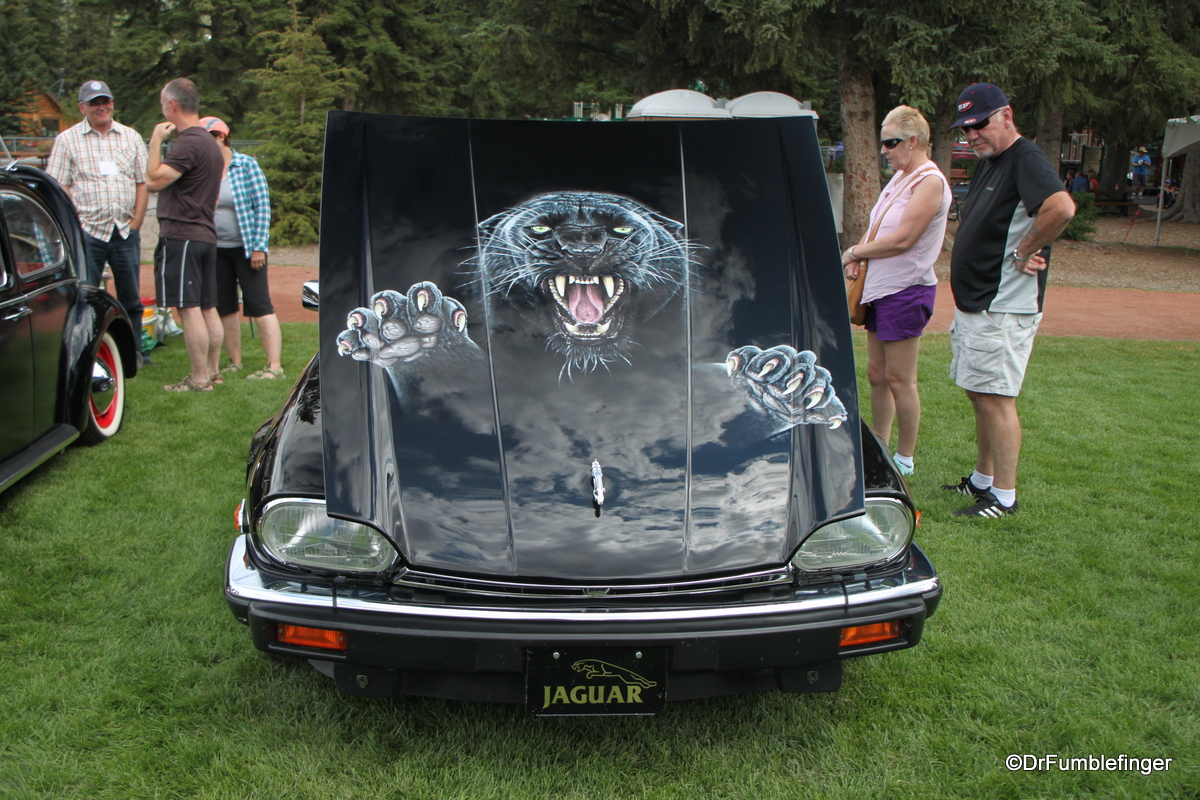 Rolling Sculpture Car Club, Canmore
