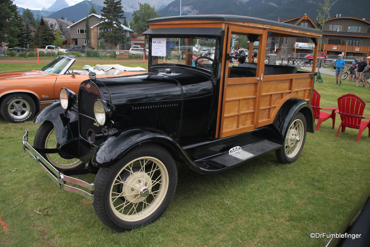 1929 Ford Livery Hack