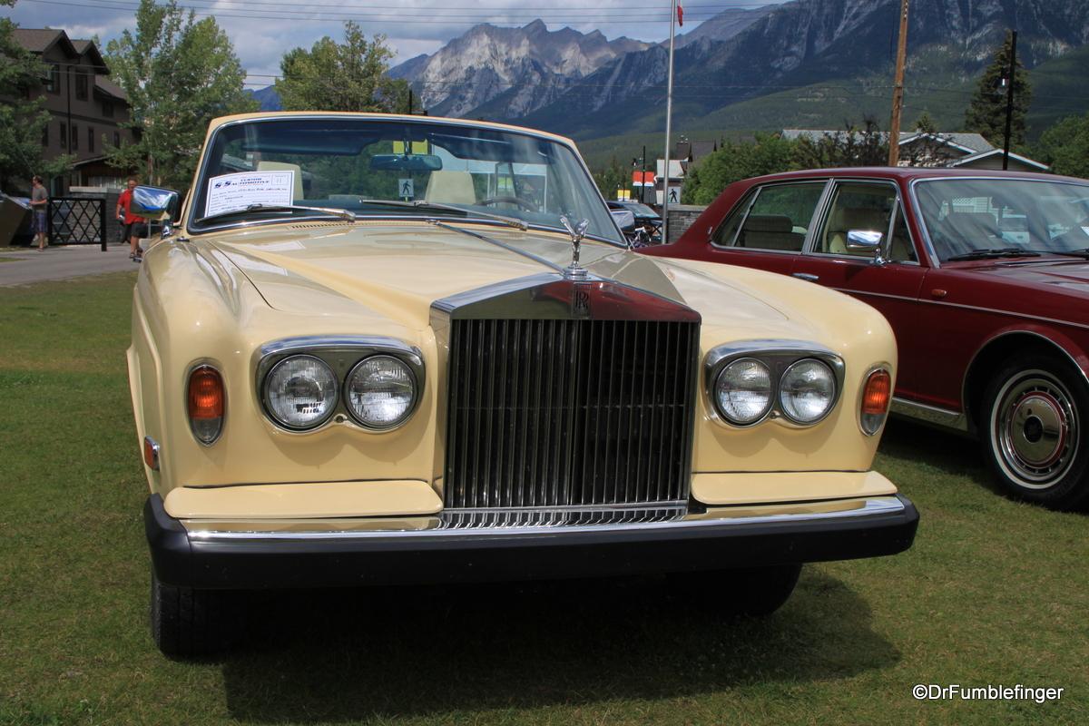1971 Rolls Royce Corniche