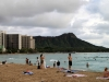 View of Diamond Head from Royal Hawaiian, Waikiki
