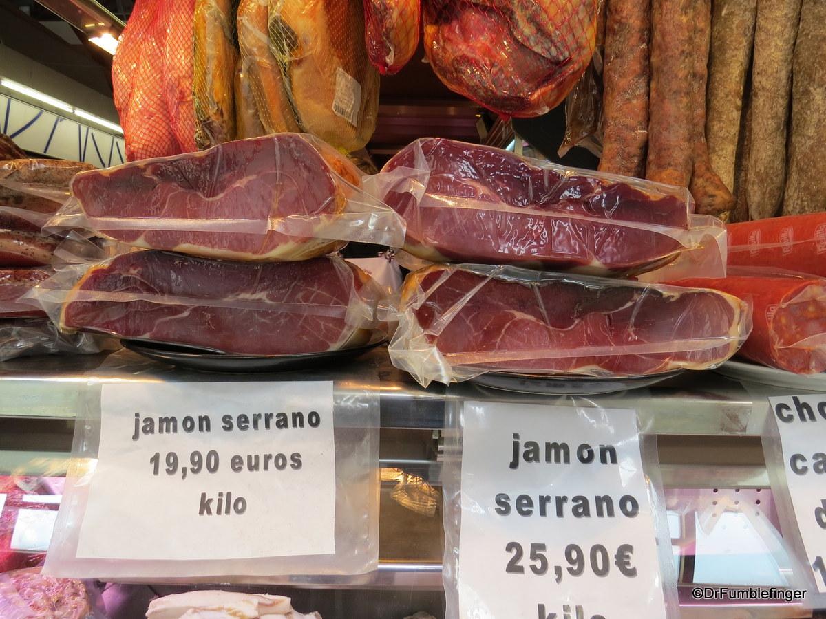 Santa Caterina Market, Barcelona