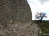 Upper ruins in Segesta, Sicily