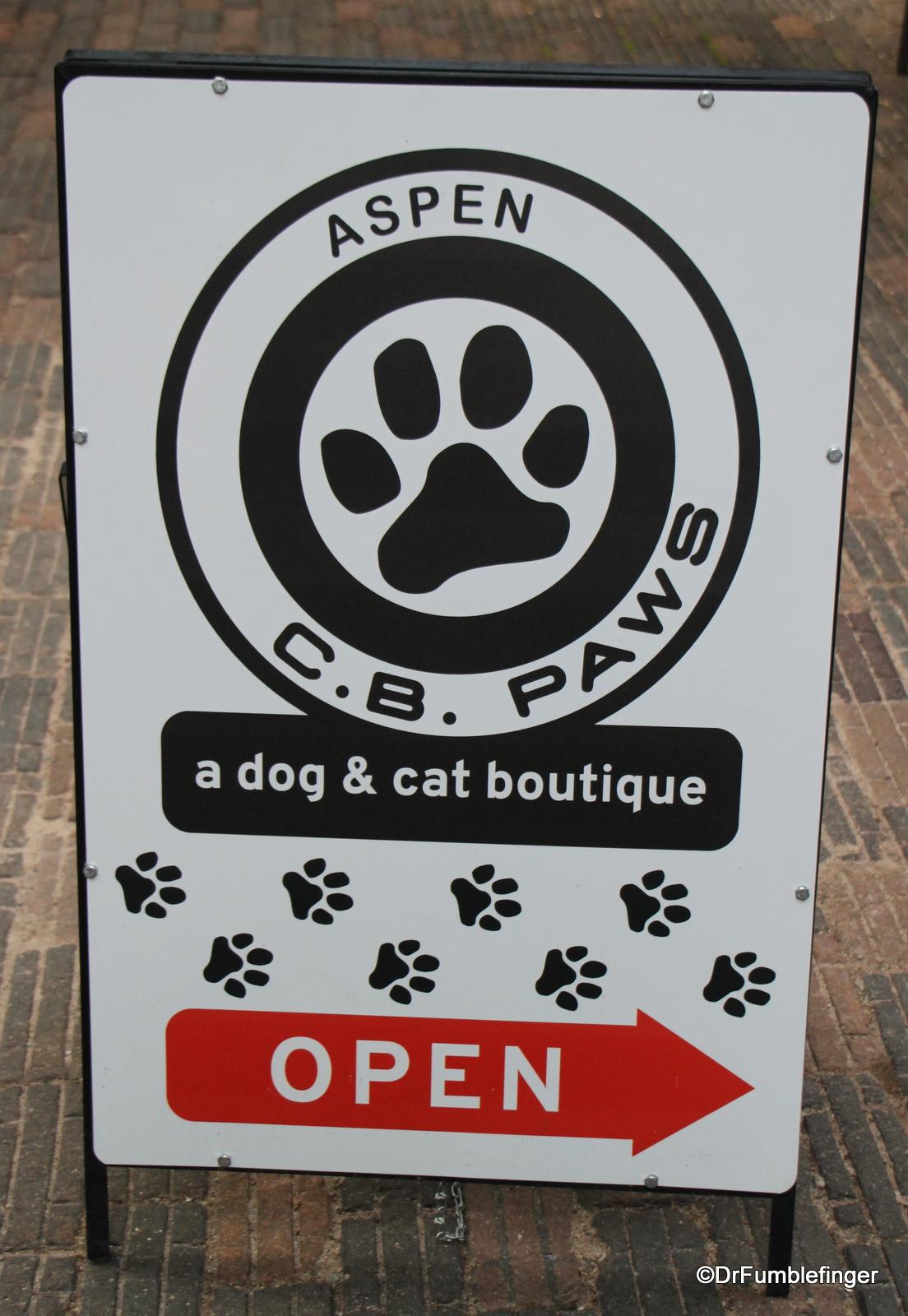 03 Signs of Aspen