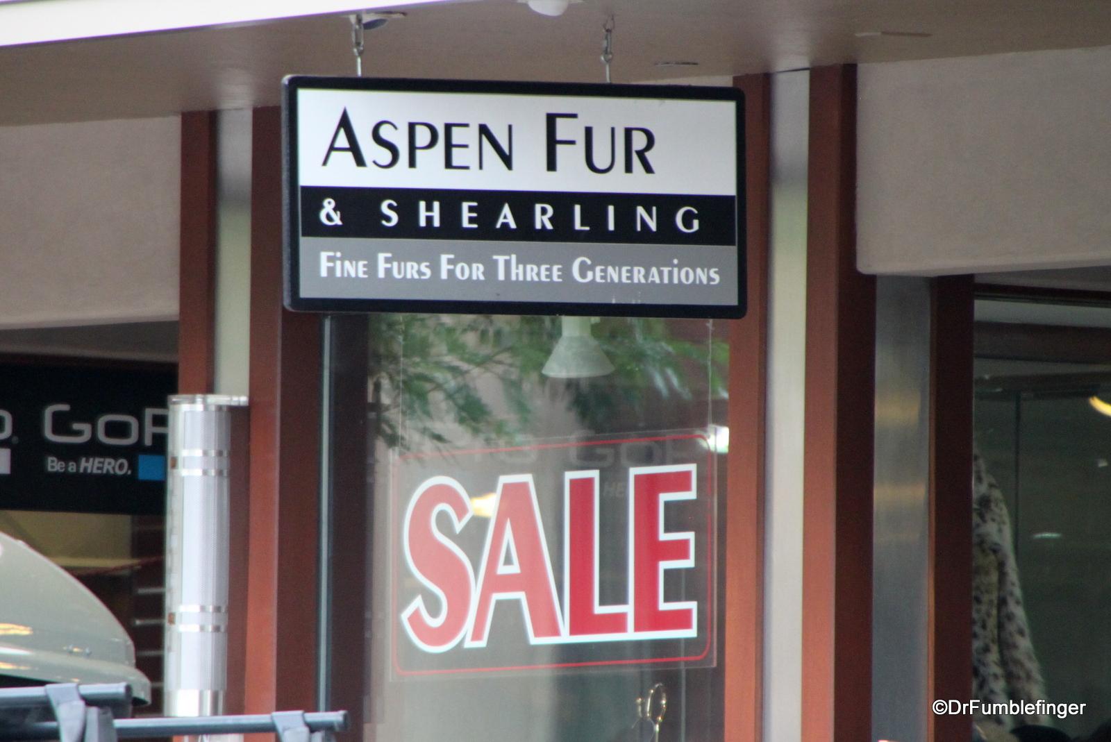 19 Signs of Aspen