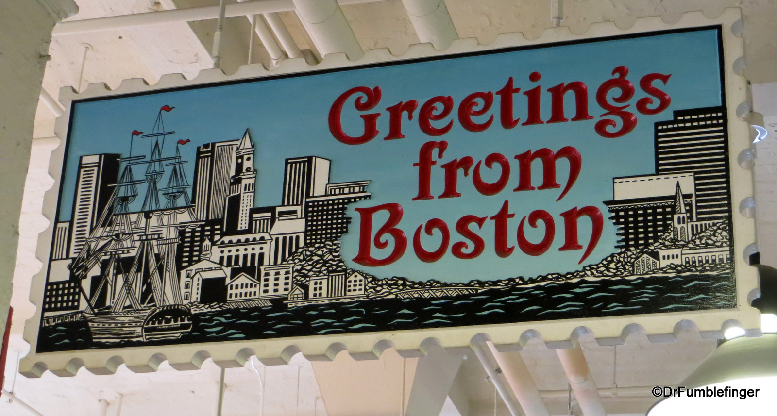 40 Signs of Boston