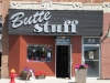 Signs of Butte