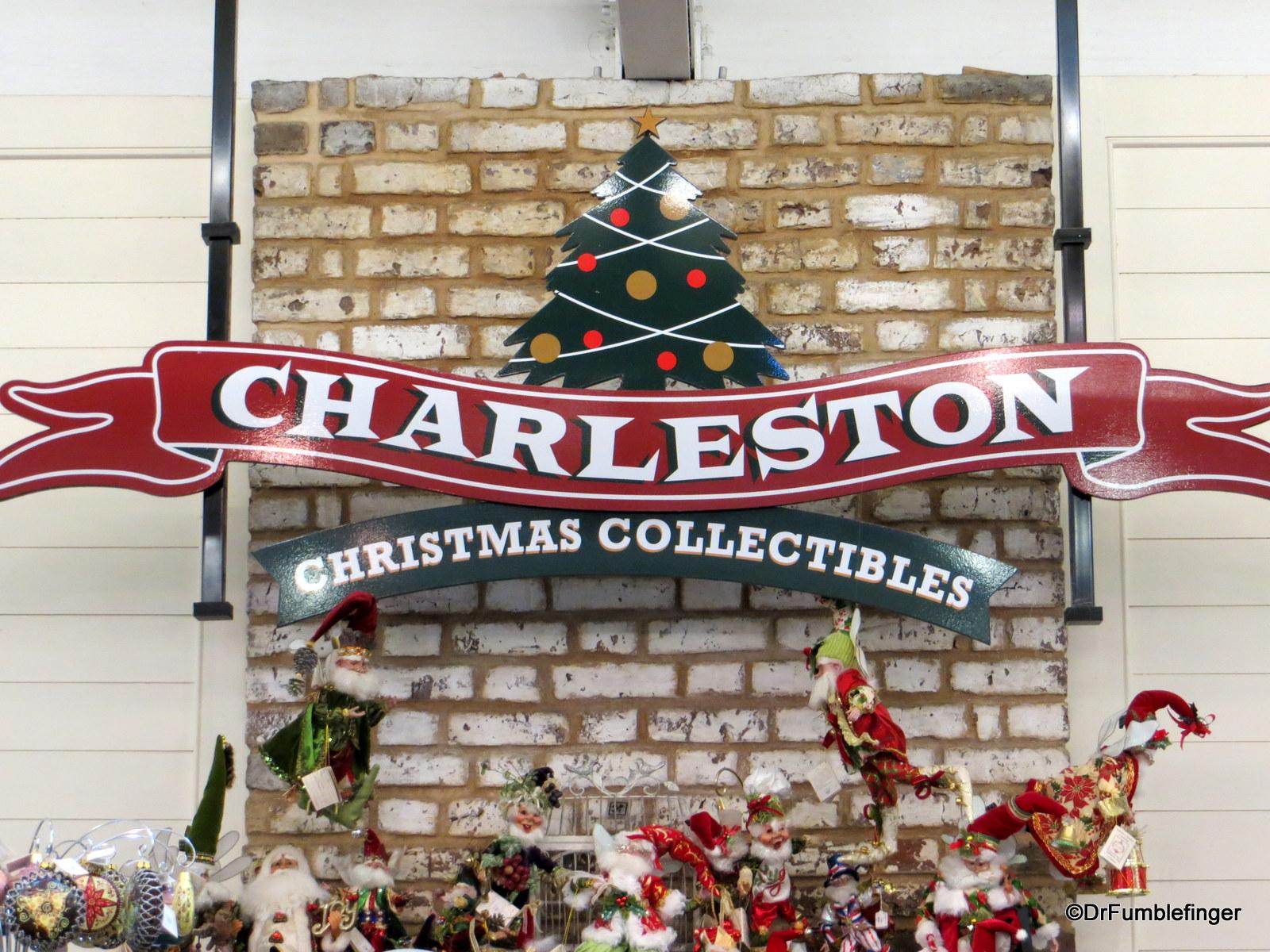 Signs of Charleston