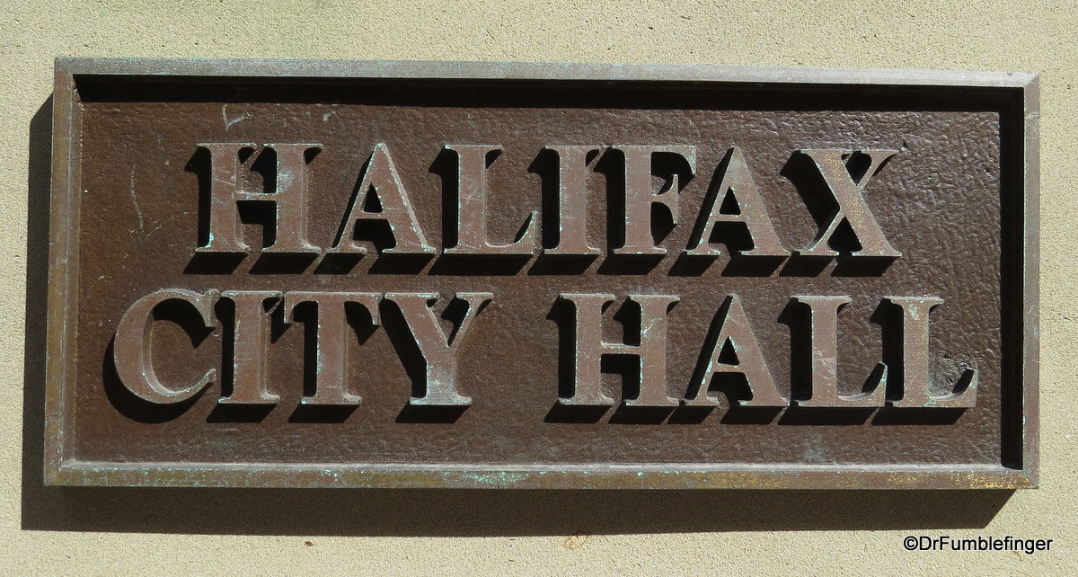 Signs of Halifax