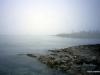 QCI Skeedans 2003 031 Skeedans Island with fog