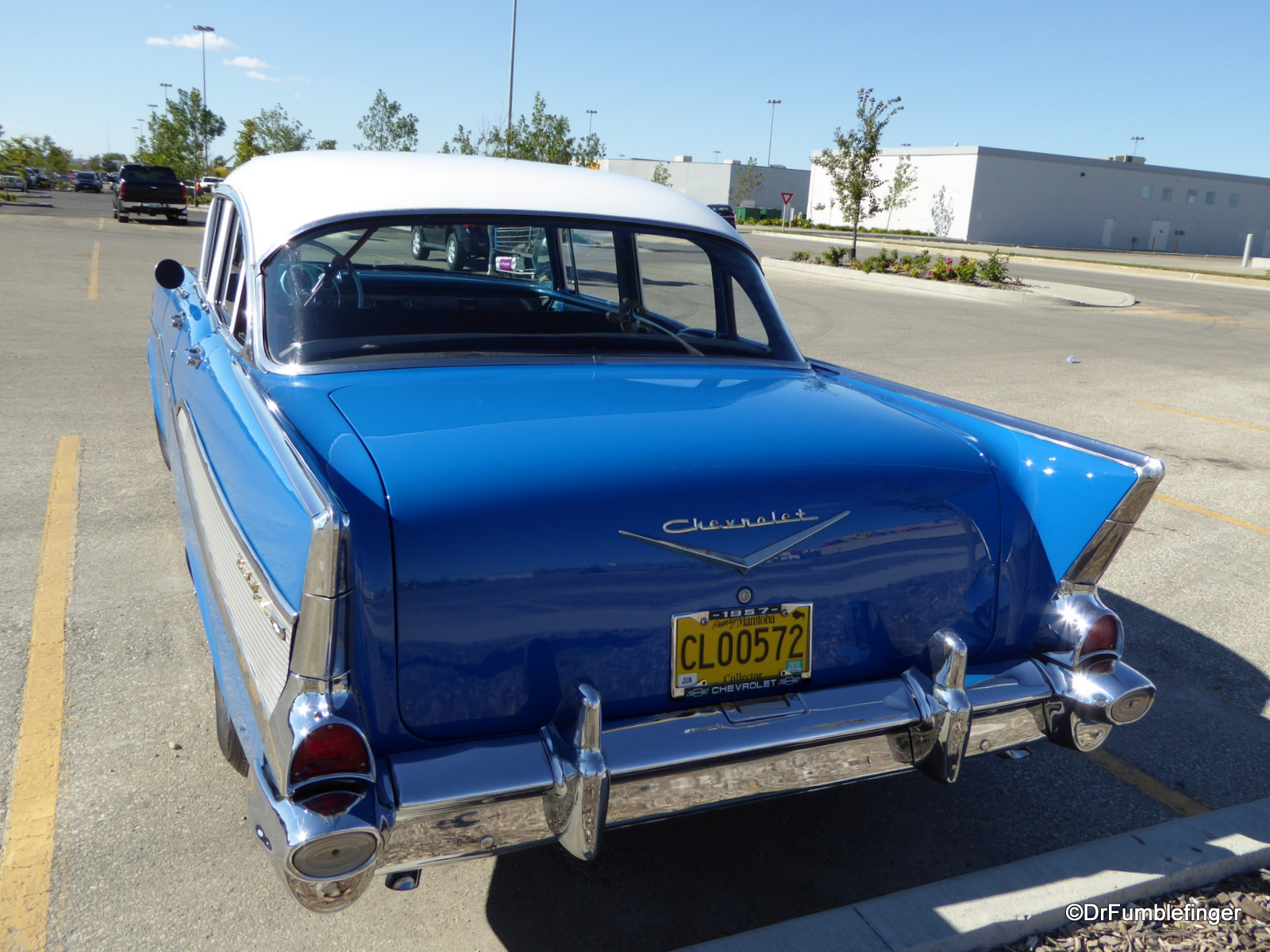 1957 Chevy Bel-Air, Winnipeg