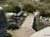Tahquitz Canyon Trail has great bridges over the stream