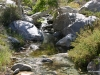 Stream crossing, Tahquitz Canyon