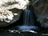 A second smaller waterfall in Tahquitz Canyon