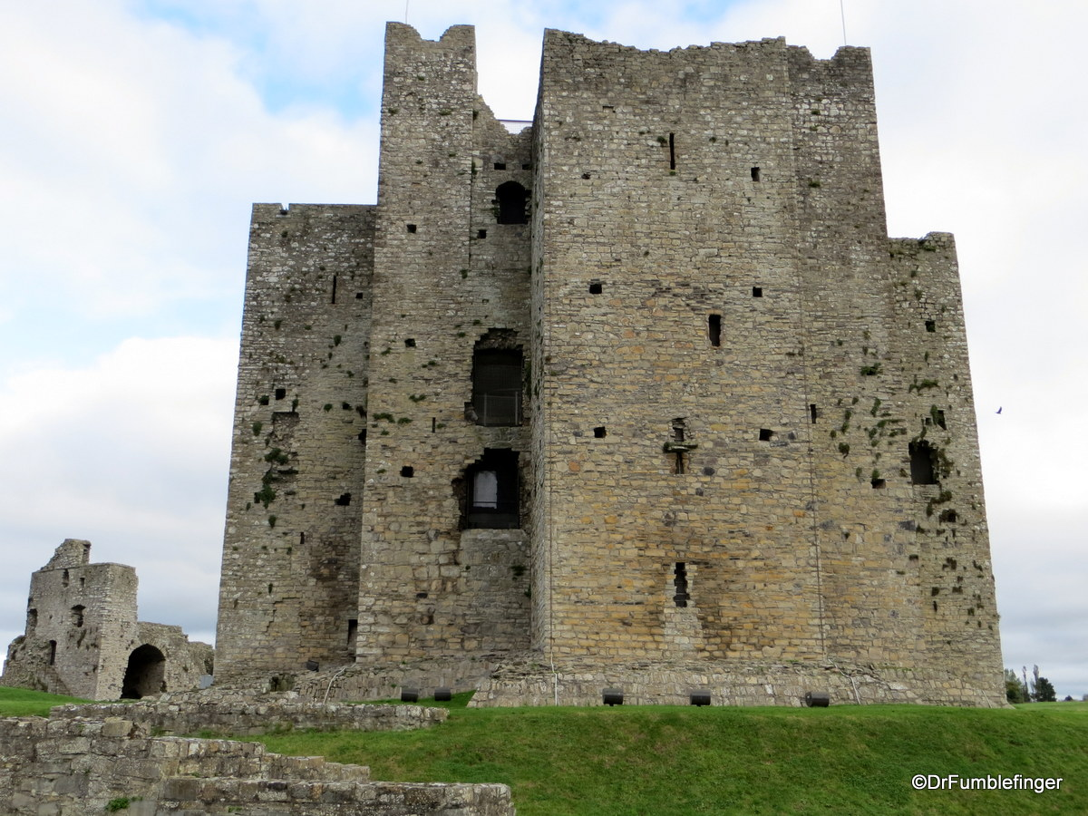 The Keep, Trim Castle, Ireland