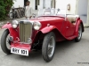 1946 MG TC Covertible